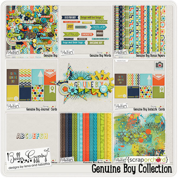 bg-genuineboyCOLLECTION